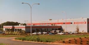 Company sediver - 1968
