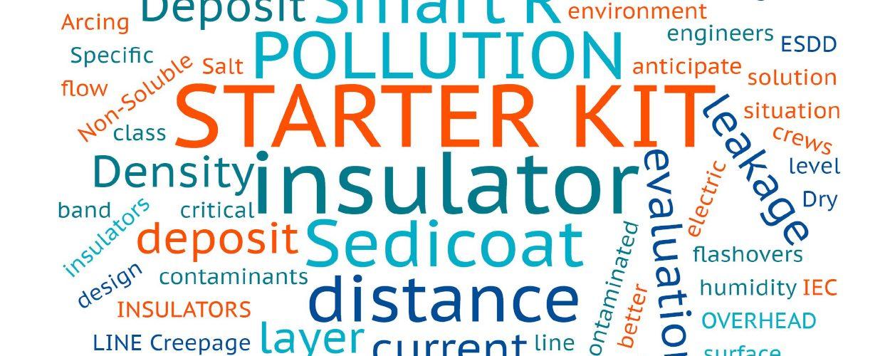 Kit de démarrage pour l'évaluation de la pollution - Sediver