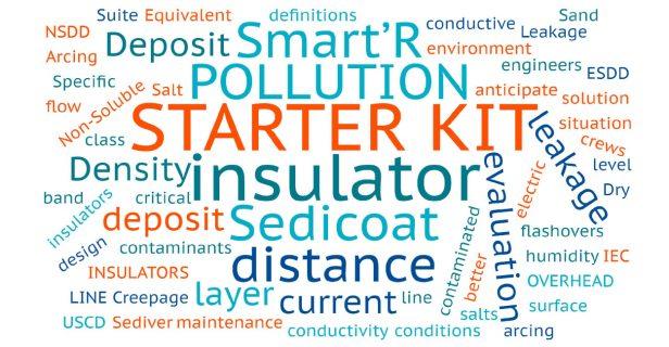 Starter kit for pollution evaluation - Sediver